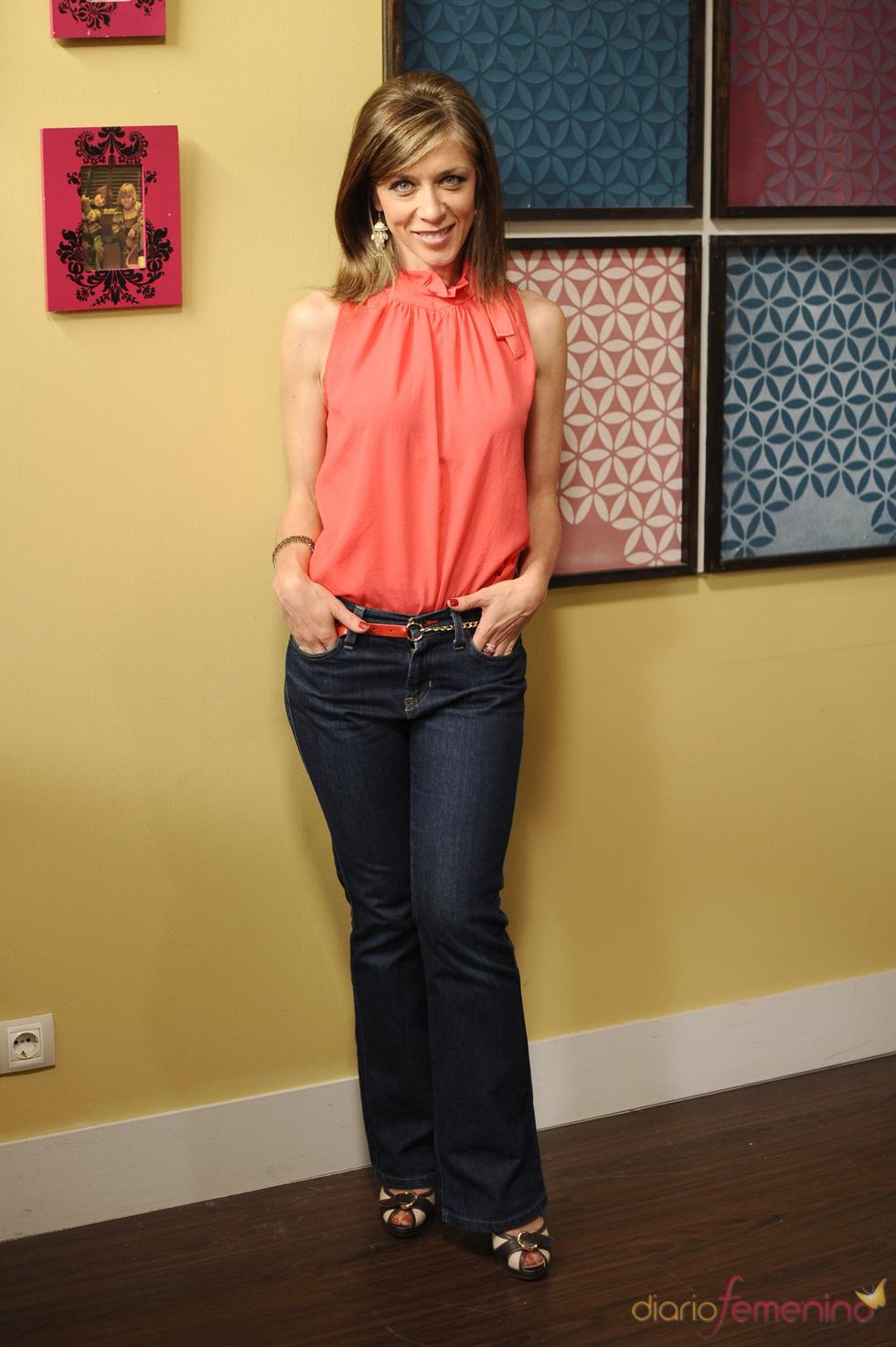 Eva Isanta en la quinta temporada de 'La que se avecina'