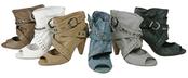 Colección Xti de sandalias-botines para la primavera/verano 2011