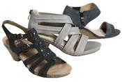 Sandalias de la colección de Alex Silva para la primavera/verano 2011