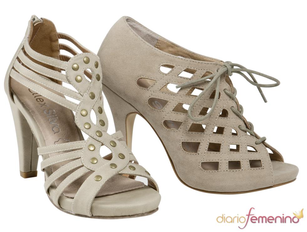 Sandalias de tacón para la primavera/verano 2011 de Alex Silva