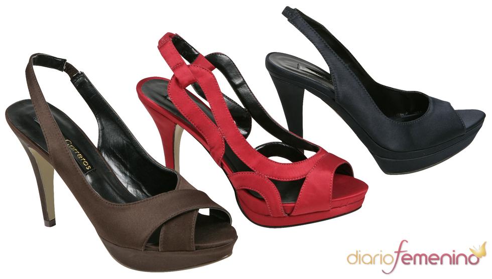 Colección Lorena Carreras de sandalias 'peep toe' para la primavera/verano 2011