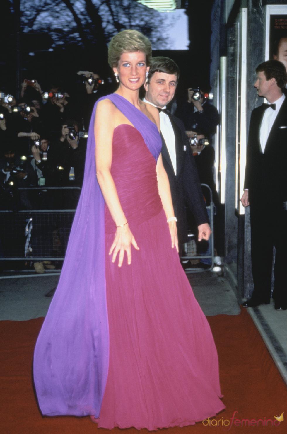 Lady Di, entre las mujeres de la Realeza más guapas del mundo