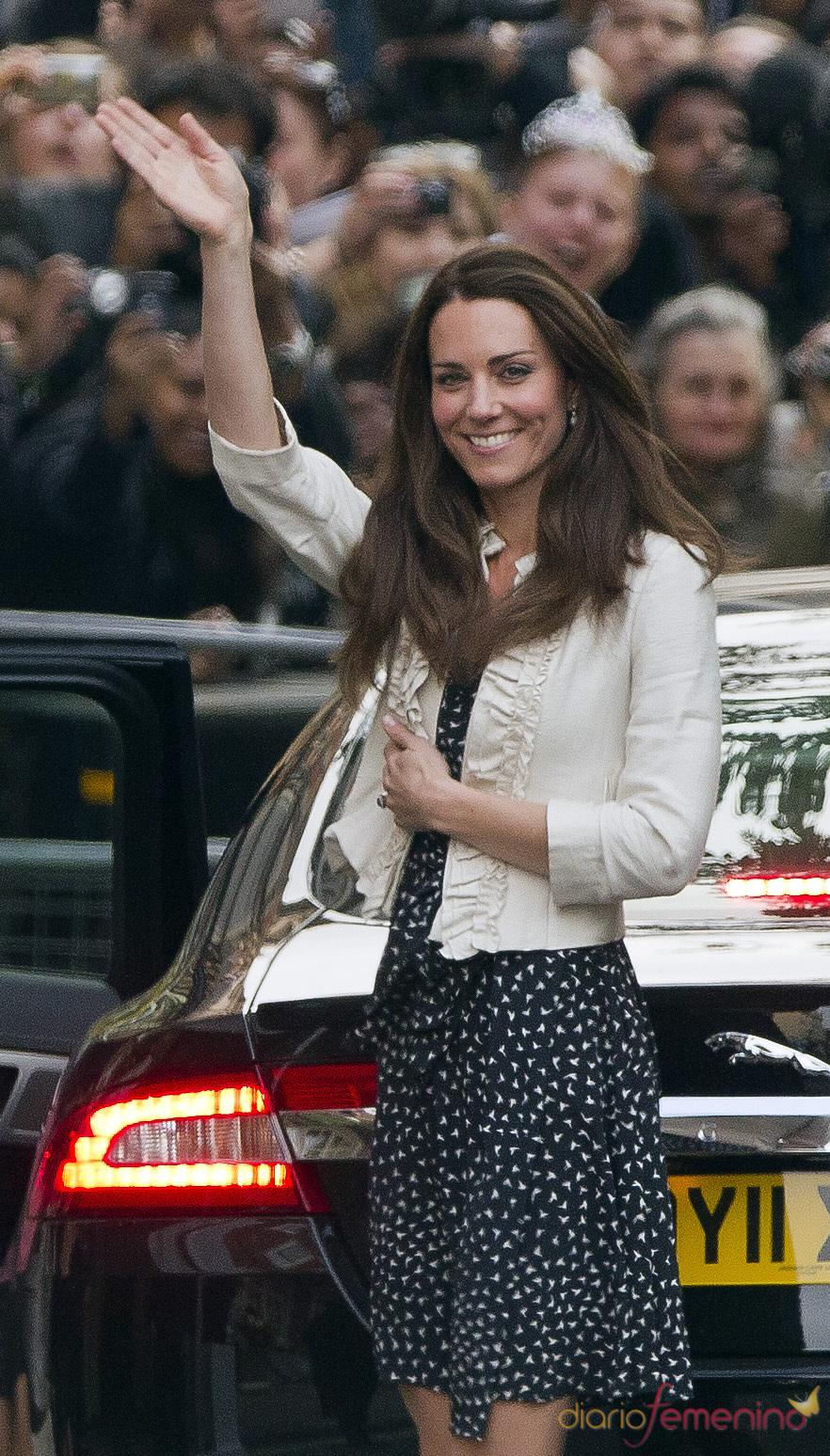 Última foto de Kate Middleton como soltera antes de su boda con Guillermo de Inglaterra
