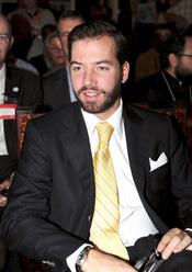 El Príncipe Guillermo de Luxemburgo