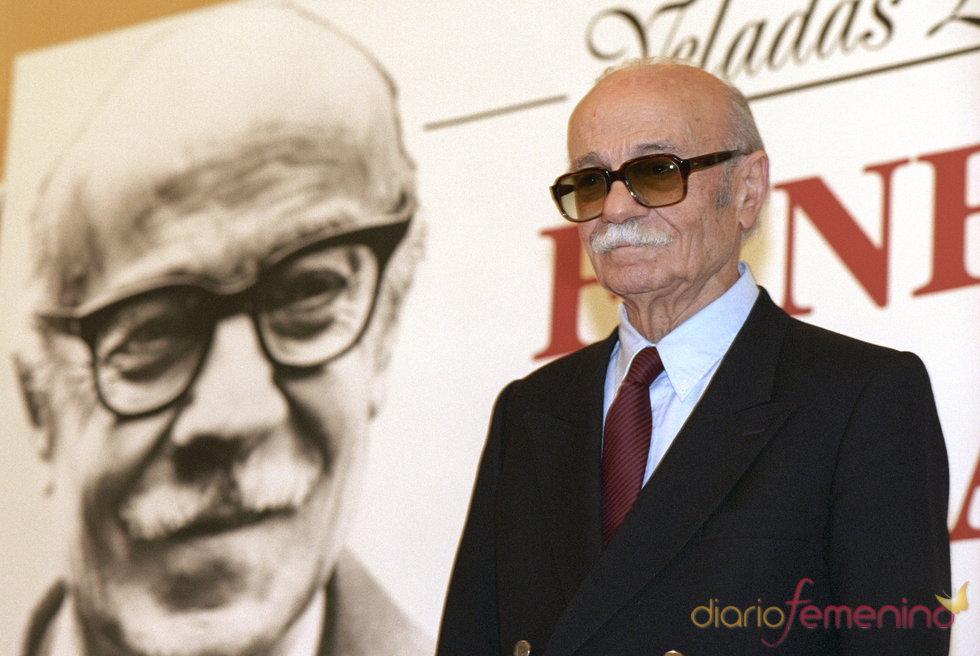 El escritor Ernesto Sábato