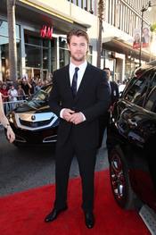 Chris Hemsworth en la presentación de 'Thor' en Nueva York