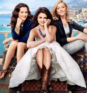 Selena Gómez, Leighton Meester y Katie Cassidy, nueva imagen de 'Monte Carlo'
