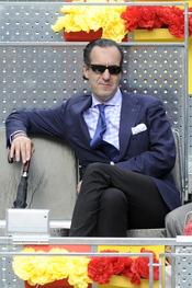 Jaime de Marichalar en la 10 edición del Master Series de Madrid
