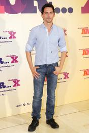 Paco León en la presentación de 'No lo llames amor... llámalo X' en Madrid