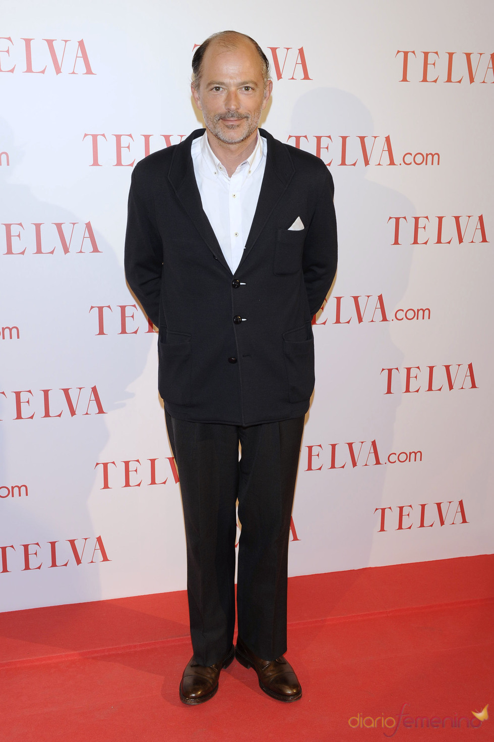 El príncipe Kubrat de Bulgaria durante los premios Telva Solidaridad 2011