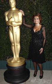 Sophia Loren, homenajeada en Beverly Hills por su trayectoria