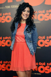 Lucía Pérez, con ganas de disfrutar Eurovisión