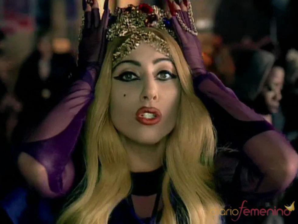 Lady Gaga estrena su último vídeo 'Judas'