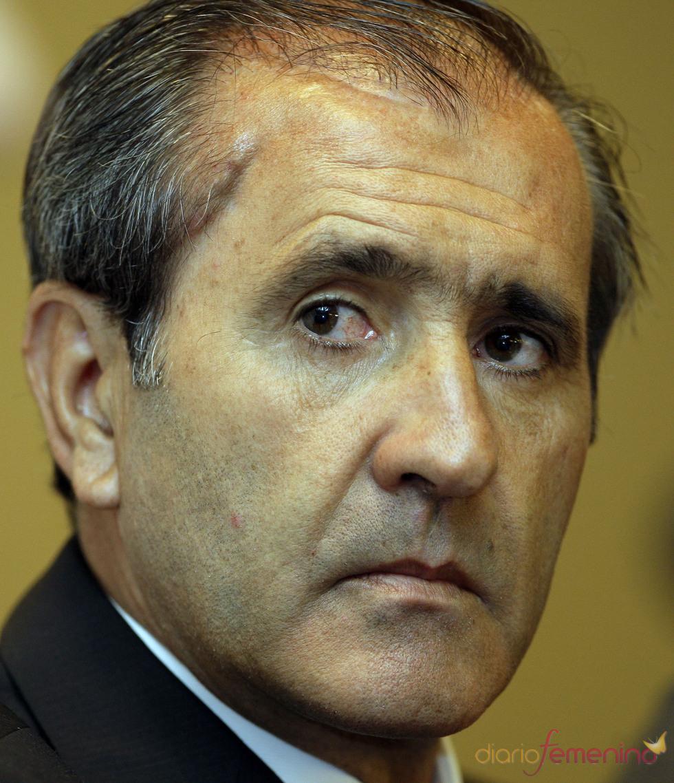 Una de las últimss apariciones de Severiano Ballesteros, en 2009