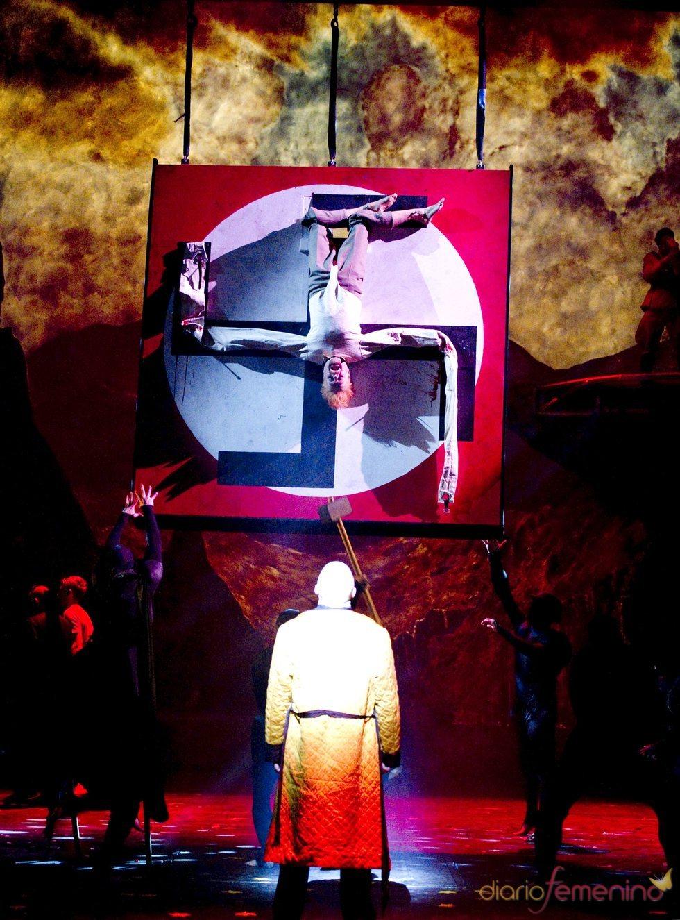 Escena de la obra 'La Damnation de Faust' de Terry Gilliam
