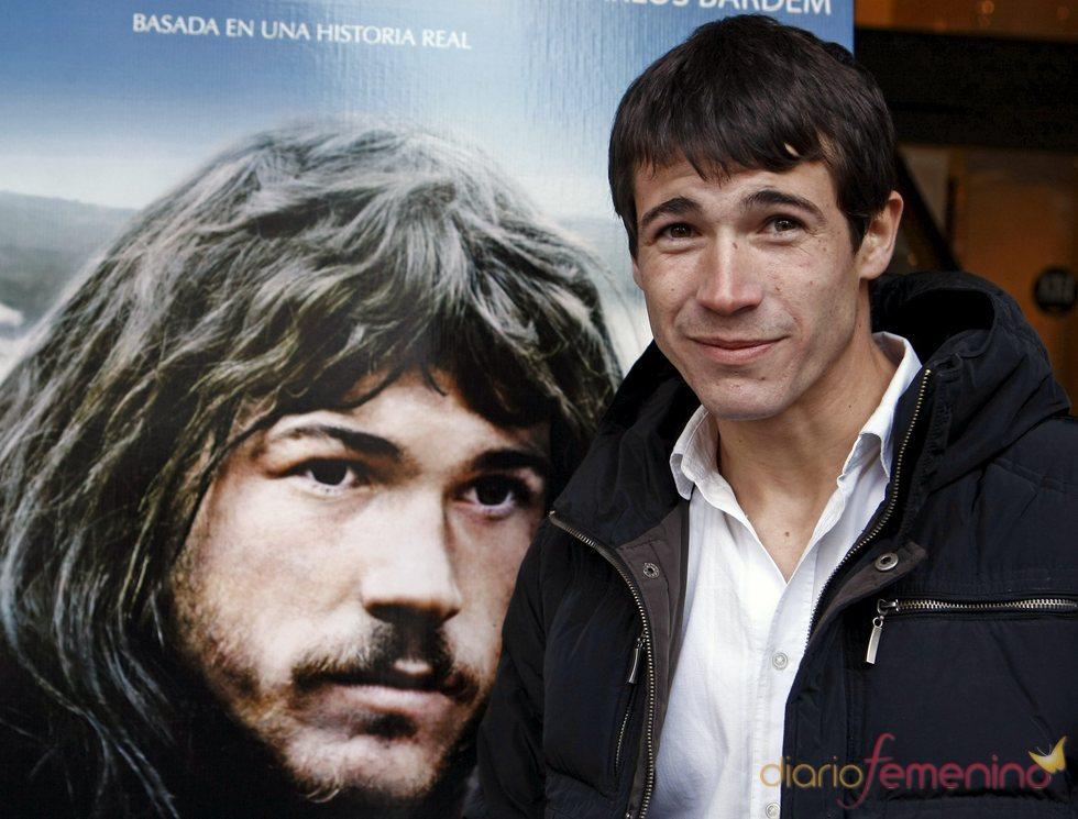 Juan José Ballesta presenta la película 'Entrelobos'