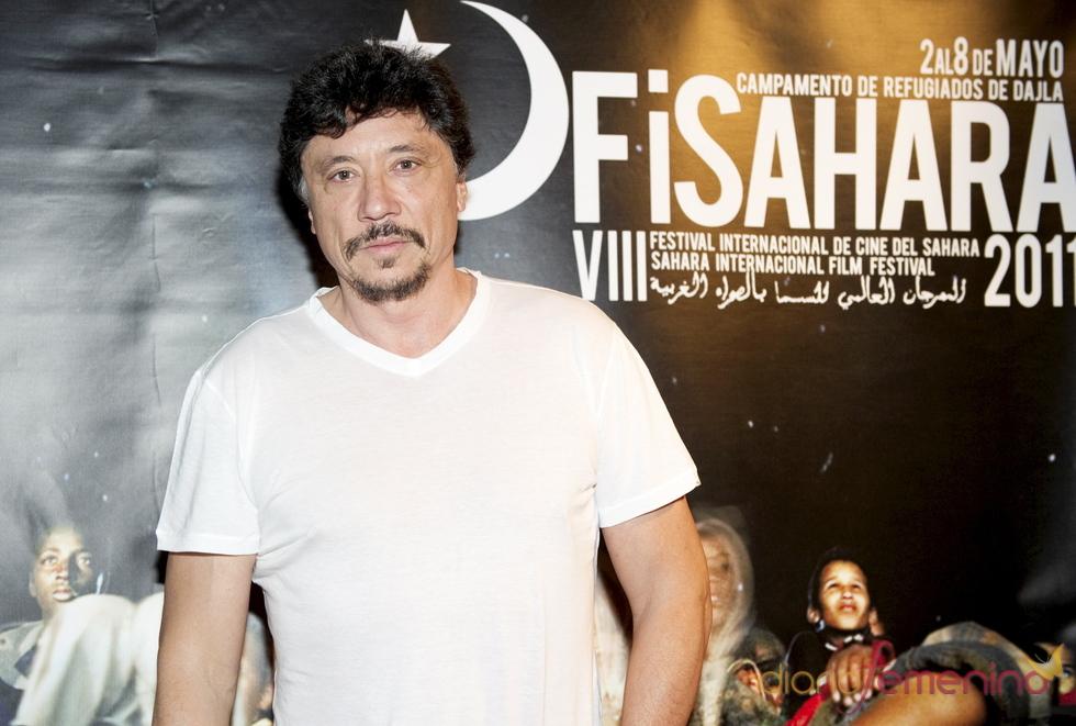 Carlos Bardem presenta el Festival de Cine del Sáhara