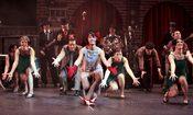 Escena del musical 'Blancanieves Boulevard'