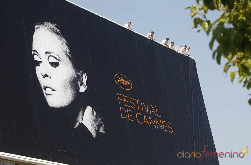 Preparativos para el Festival de Cine de Cannes 2011