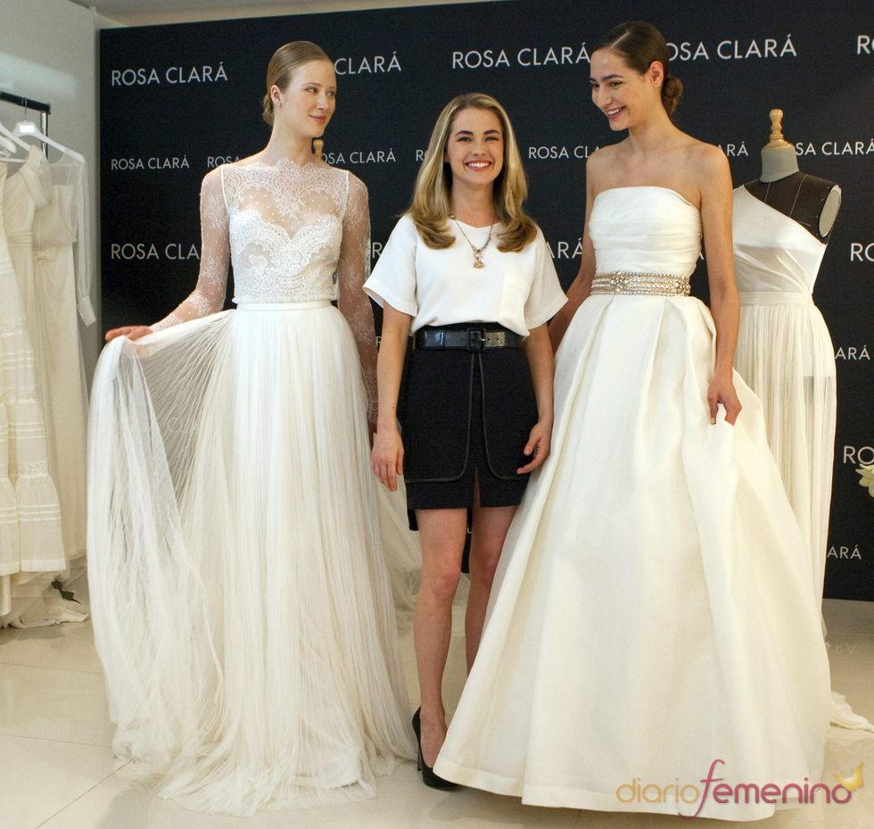 Últimos preparativos para la Barcelona Fashion Week 2011