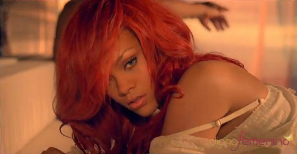 Rihanna vuelve con nuevo videoclip, 'California King Bed'