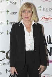 Bárbara Rey durante la VII edición de 'Mucho por vivir'