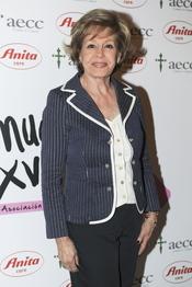 Laura Valenzuela durante la VII edición de 'Mucho por vivir'