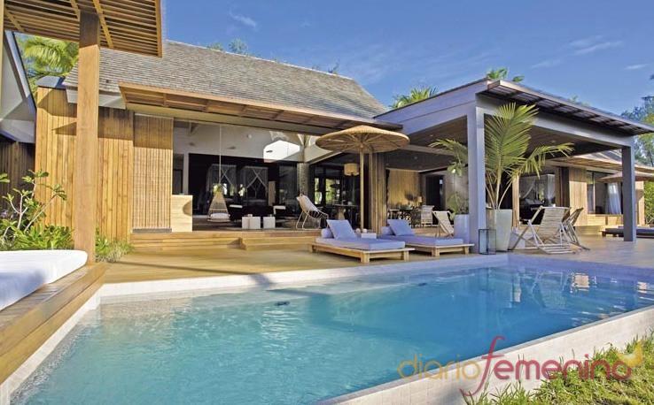 El hotel de Seychelles en el que podrían estar Guillermo y Kate