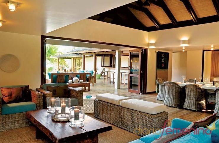 El hotel de las islas Seychelles en el que podrían estar Guillermo y Kate