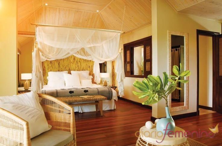 Una habitación del hotel en el que podrían estar Guillermo y Kate