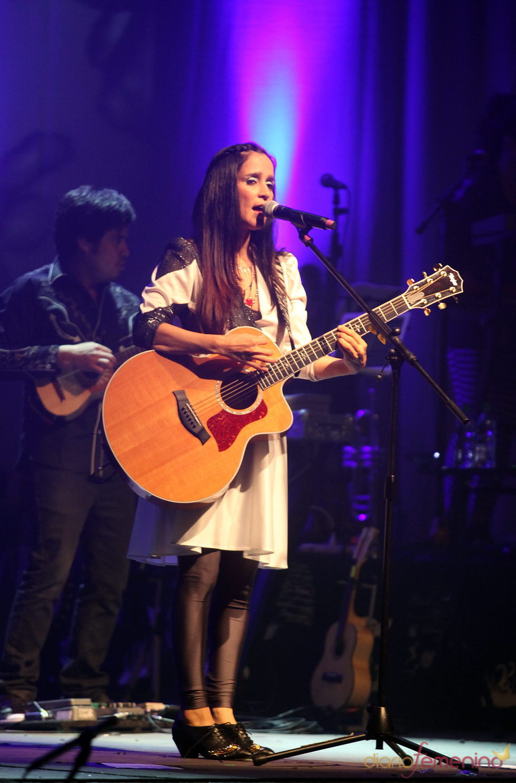 Julieta Venegas en concierto