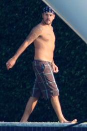 Eduardo Cruz de vacaciones en Miami
