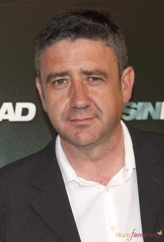 Ramón Arangüena en la premiere de 'Sin identidad' en Madrid