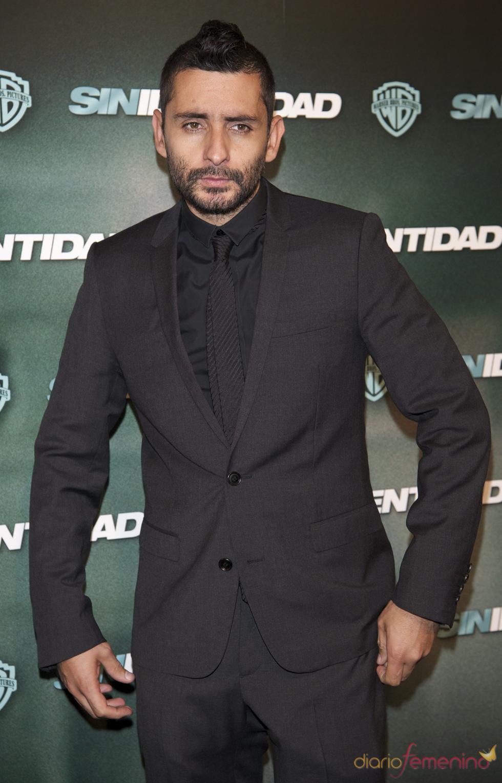 Jaume Collet-Serra en la premiere de 'Sin identidad' en Madrid