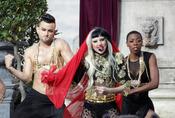 Lady Gaga deslumbra con 'Judas' en el Festival de Cine de Cannes 2011