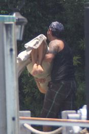 Eduardo Cruz y Eva Longoria disfrutan de su amor en Miami