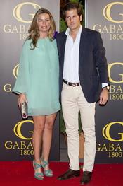 Carla Goyanes y Jorge Benguria celebran su despedida de solteros