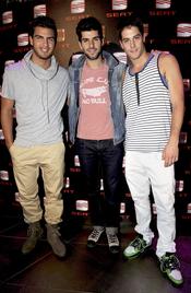 Enrique Iglesias, Pitbull y Prince Royce se van de gira juntos