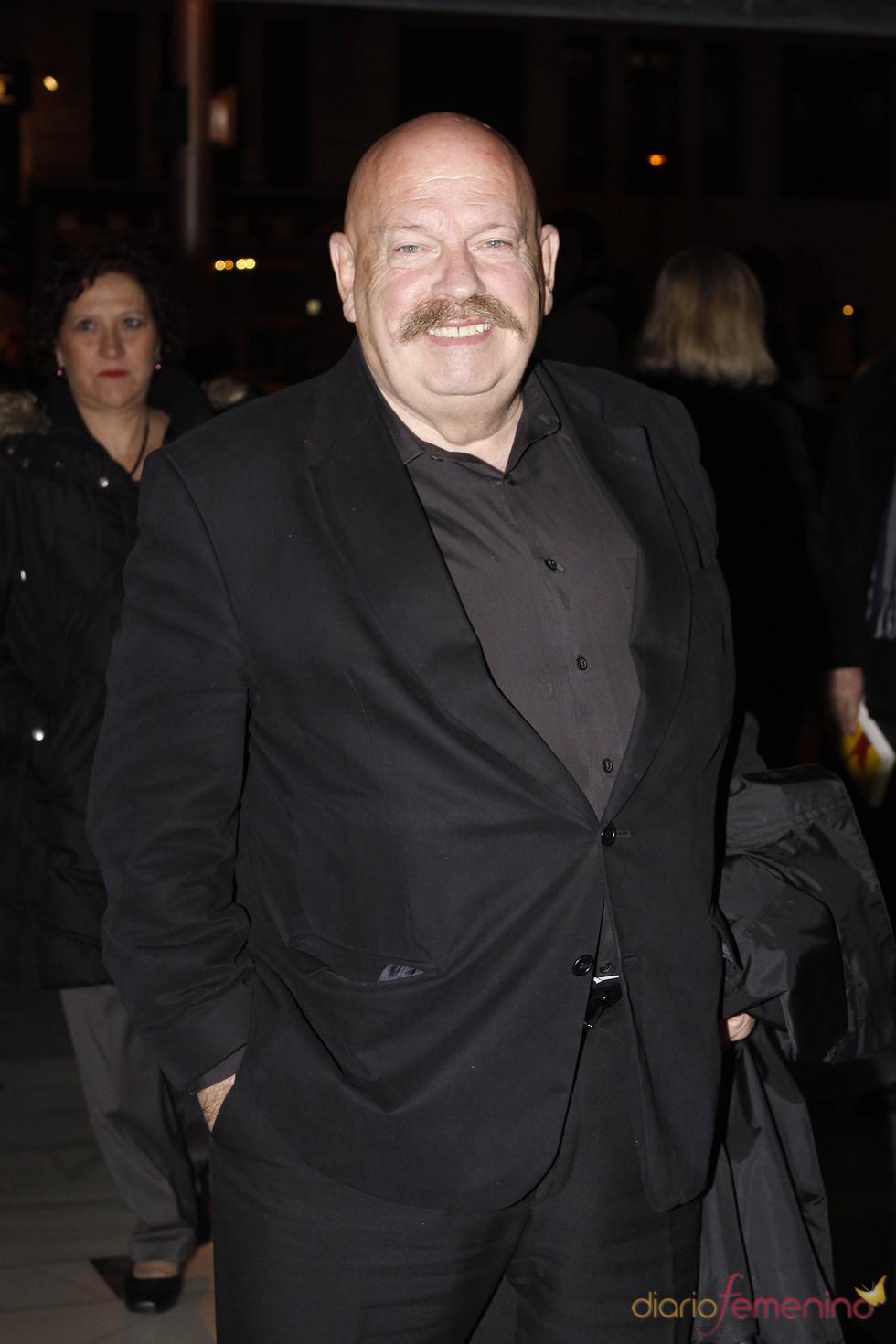 José María Íñigo, comentarista del Festival de Eurovisión 2011