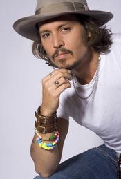 Johnny Depp, el pirata más sexy de la gran pantalla