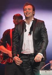 Raphael Gualazzi, de Italia, segundo puesto en Eurovisión 2011