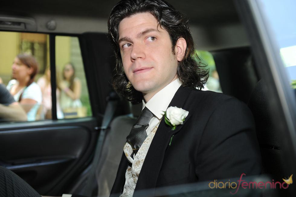 Jacobo Fitz-James Stuart se casa con Asela Pérez Beceril