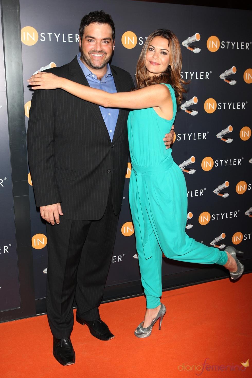 María José Suárez y Dean Banowetz, embajadores de la marca InStyle