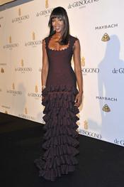 Naomi Campbell no quiere celebrar su 41 cumpleaños