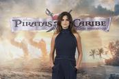 Penélope Cruz en la presentación de 'Piratas del Caribe 4: En mareas misteriosas' en Madrid