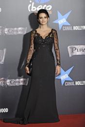 Penélope Cruz en el estreno en Madrid de 'Piratas del Caribe 4'