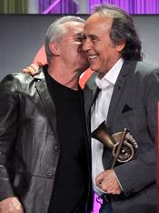 Joan Manuel Serrat recoge su Premio de la Música 2011