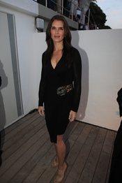 Brooke Shield en Cannes