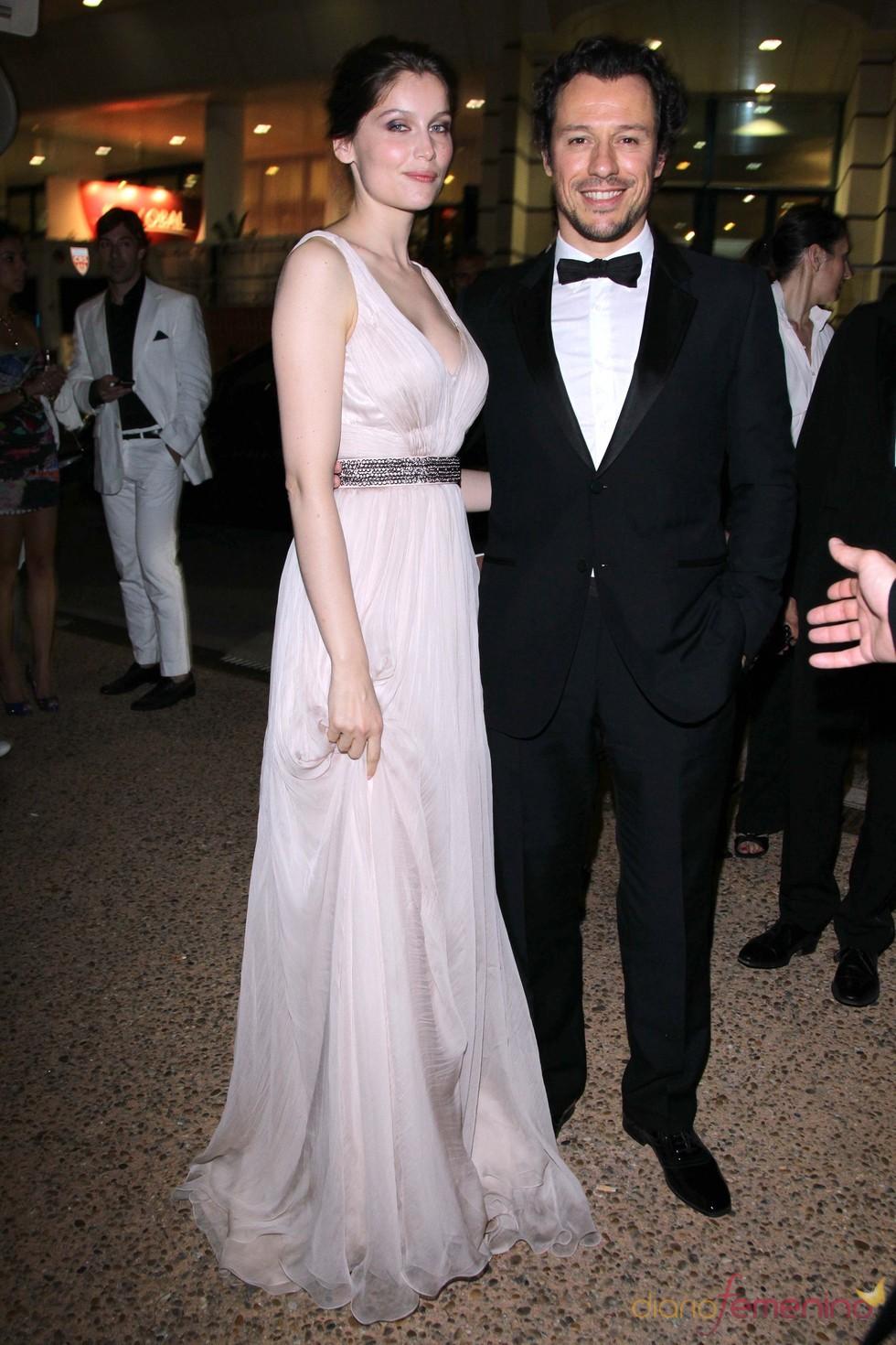 Laetitia Casta en Cannes