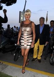 Ivana Trump en Cannes
